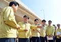 """기재차관 가뭄현장 방문…""""추경에 피해 지원예산 반영 협의"""""""
