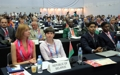 World Taekwondo Federation meeting kicks off in S. Korea
