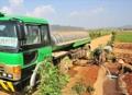 N.K. battles nationwide drought