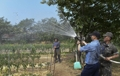 Navy supplies water to drought-hit farms