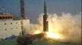 Prueba de lanzamiento del misil autóctono Hyunmoo-2