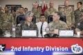 Foreign minister visits U.S. base on Korean War anniversary