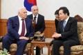 Le PM et le président parlementaire azerbaïdjanais
