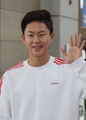 El futbolista Lee Seung-woo parte hacia España