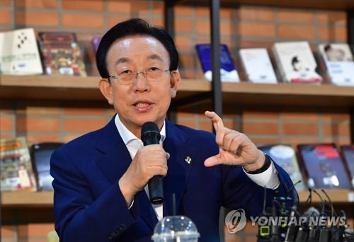 전국시도지사협의회 회장에 김관용 경북도지사 선출