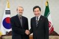 Le PM et le président parlementaire iranien