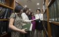 Directrice de la Bibliothèque nationale du Vietnam