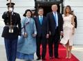 Líderes de Corea del Sur y EE. UU.