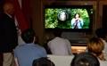 Viendo la película 'Okja' a través del televisor OLED de LG