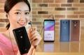 Nuevos modelos del teléfono inteligente G6 de LG