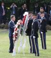 Hommage aux anciens combattants américains