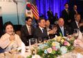 Avec la communauté coréenne
