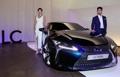 Nouveau Lexus LC500h