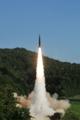 韓米両軍が弾道ミサイル射撃訓練