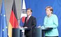 Cumbre de Corea del Sur y Alemania
