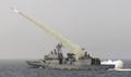 海・空軍が実射訓練