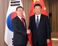 Moon et Xi