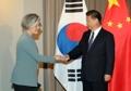 Chef de la diplomatie avec Xi Jinping
