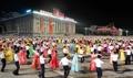 Bal à Pyongyang