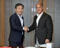 Cooperación entre Corea del Sur y Ecuador en producción de noticias