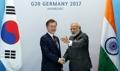 インド首相と会談