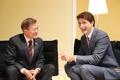 문 대통령, 트뤼도 캐나다 총리와 통화…한반도 정세 논의