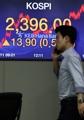 韓国株が再び最高値