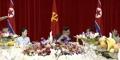 Banquet pour célébrer le succès du tir de Hwasong-14