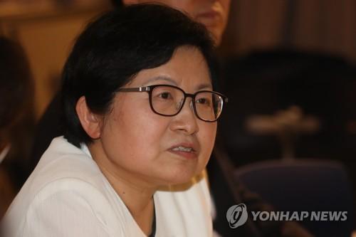 [동정] 정현백 여가부 장관, 청소년 지원시설 방문