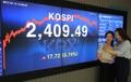 総合株価 終値で初の2400超え