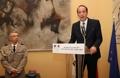 Discours de l'ambassadeur français