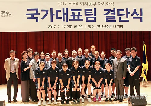 여자농구 아시안게임·세계선수권 국가대표 감독 공개모집
