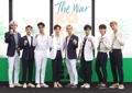La banda masculina EXO lanza un nuevo álbum