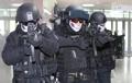 Maniobras antiterroristas