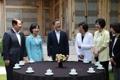 文大統領 4党代表と会合