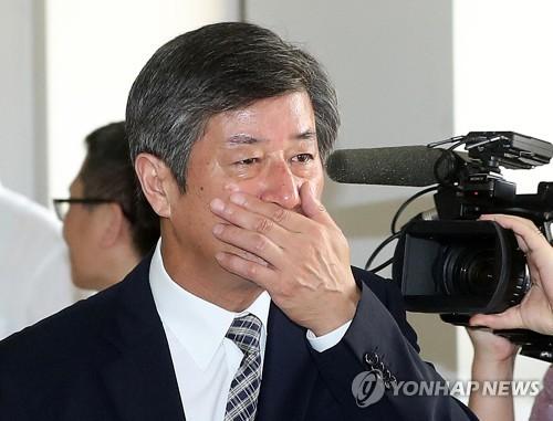 횡령혐의 이용관 전부산영화제 집행위원장 2심서 벌금형