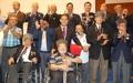 Ambassadeur en Turquie avec des anciens combattants