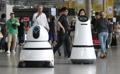 仁川空港に案内・清掃ロボット