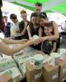 Flea market for tourism souvenirs