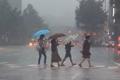 Alerte aux fortes pluies