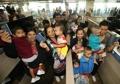 ミャンマー難民4家族が韓国入り