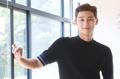 الممثل الكوري الجنوبي بارك سو-جون