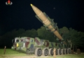 N. Korea fires another ICBM