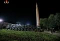 発射直前の北ICBM