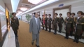 N. Korea's ceremonial leader off to Iran