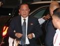 Chef de la diplomatie nord-coréenne à Manille