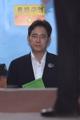 El líder de Samsung tras su último juicio
