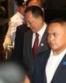 El ministro de Exteriores norcoreano