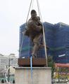 中国が安重根像を寄贈