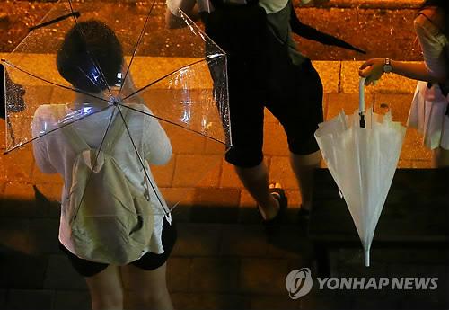 강원 화천·철원 호우주의보…내일까지 120㎜ 더 내려